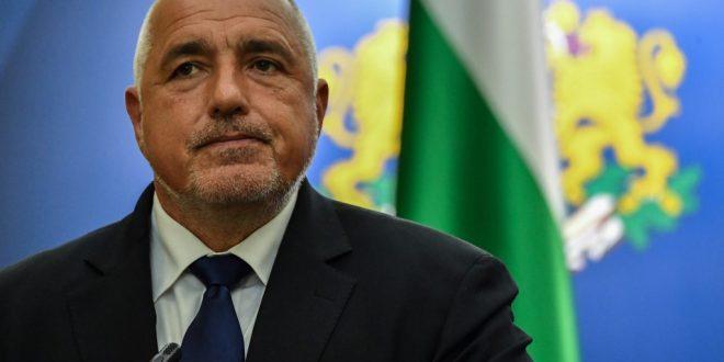 Bulgarian PM Boyko Borissov tests positive for Coronavirus