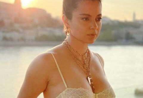 """Kangana Ranaut begins filming for """"Tejas"""""""